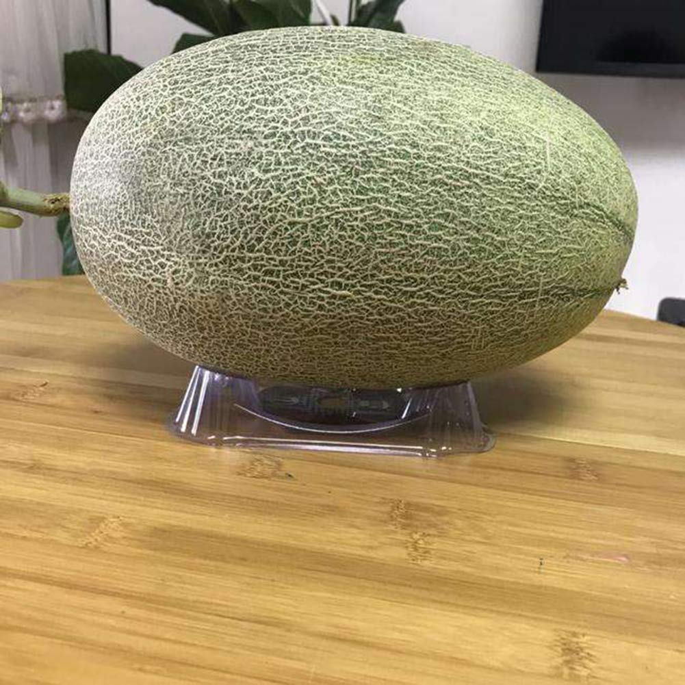 FGASAD Soporte de plástico para melón, Soporte de jardín, Jaula ...