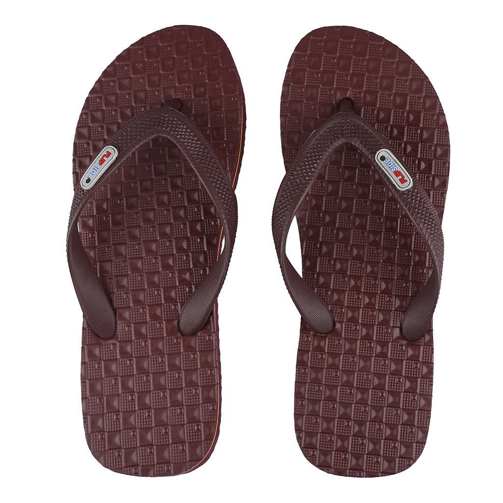 d9a6cc701 FLIPSIDE Unisex Spongy Wine Flipflops  Buy Online at Low Prices in India -  Amazon.in