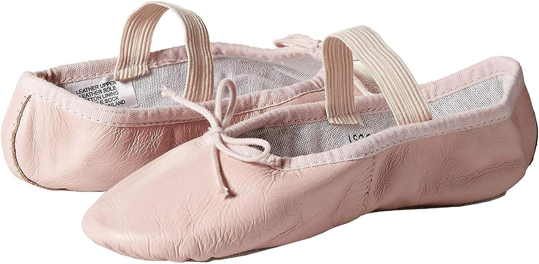 Leo Girls Ballet Russe Leather Ballet Dance Shoe