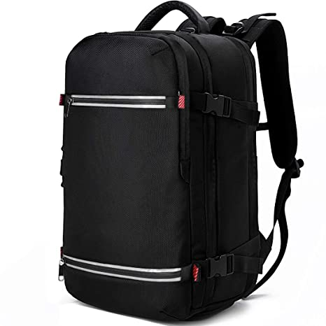 Climbing Bags Analytical New Arrivals Adults Boys Girls Anti-theft Reflective Backpack With Usb Charging Port Outdoor Sports Traveling Safety Equipment Elegant In Style