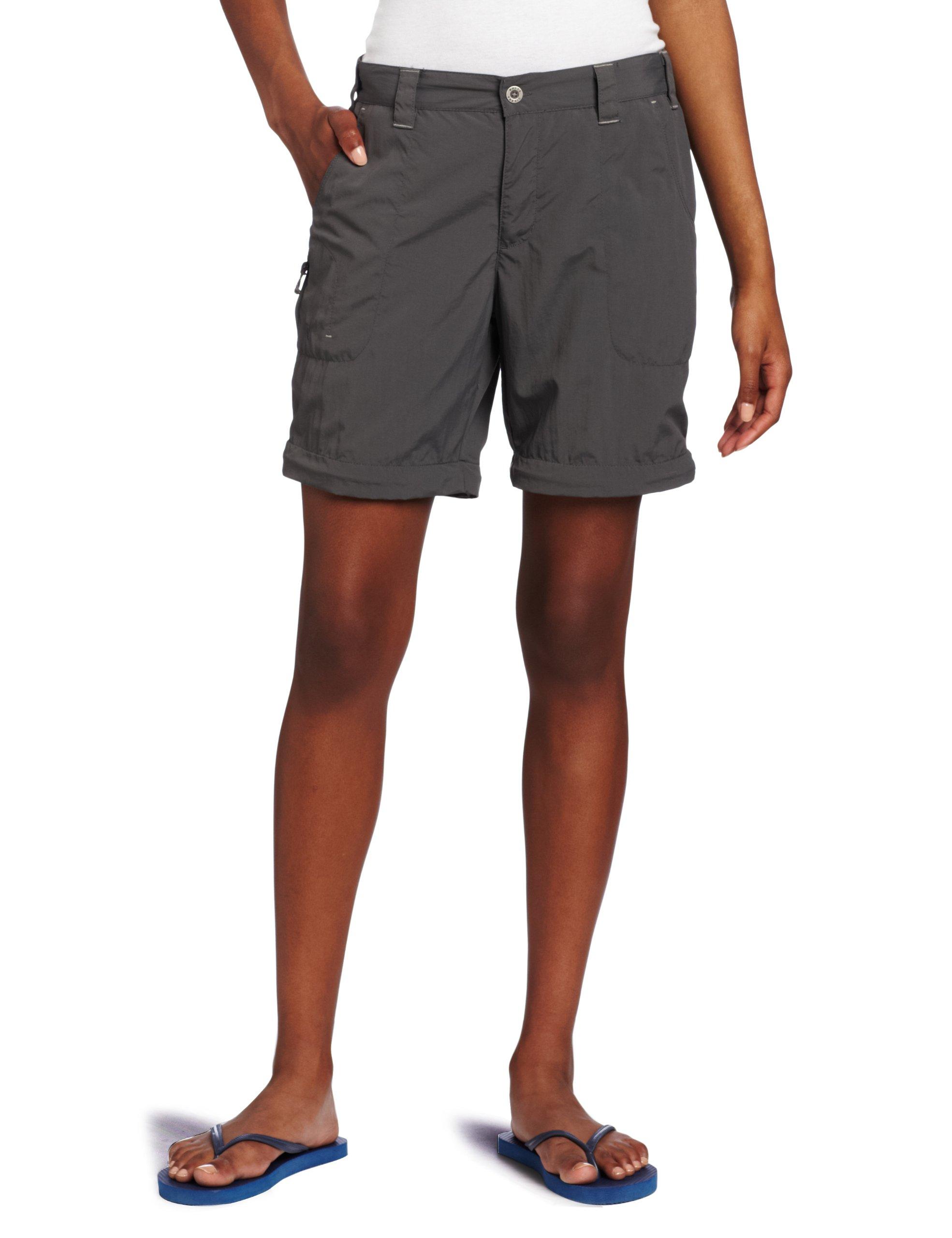 White Sierra Women's Sierra Pt. Convertible Pants - Extended Size, Caviar, 2X by White Sierra (Image #3)