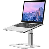 Besign LSX3 Aluminum Laptop Stand, Ergonomic Adjustable Notebook Stand, Riser Holder Computer Stand Compatible with Air…