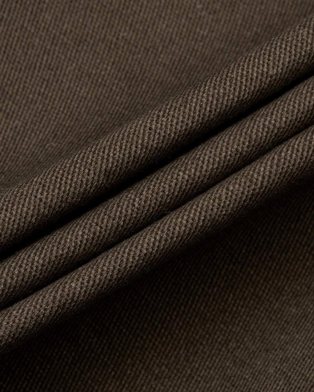 Milin Naco Mens Classic Fit Flat Front Cotton No Iron Dress Pants