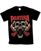 "Adult Pantera ""Mouth For War"" Black T Shirt"