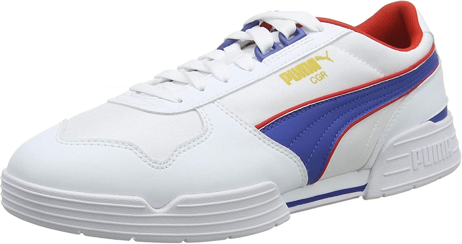 PUMA Men's Low-Top Trainers Max Excellence 42% OFF