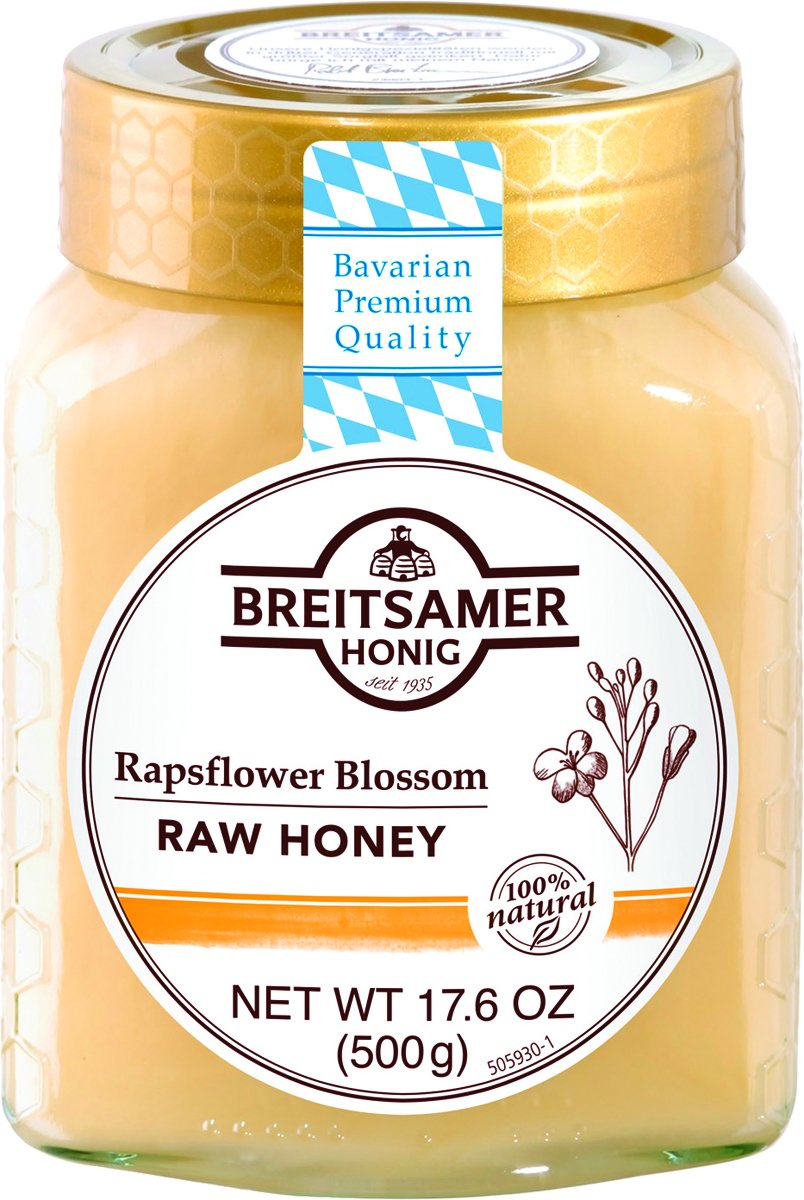 Rape Honey Taste, healthy properties 1