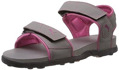 ba4c26edbfa4 Puma Women s Sonic II Wn s Ind. Moonstruck and Aurora Pink Fashion Sandals  - 5