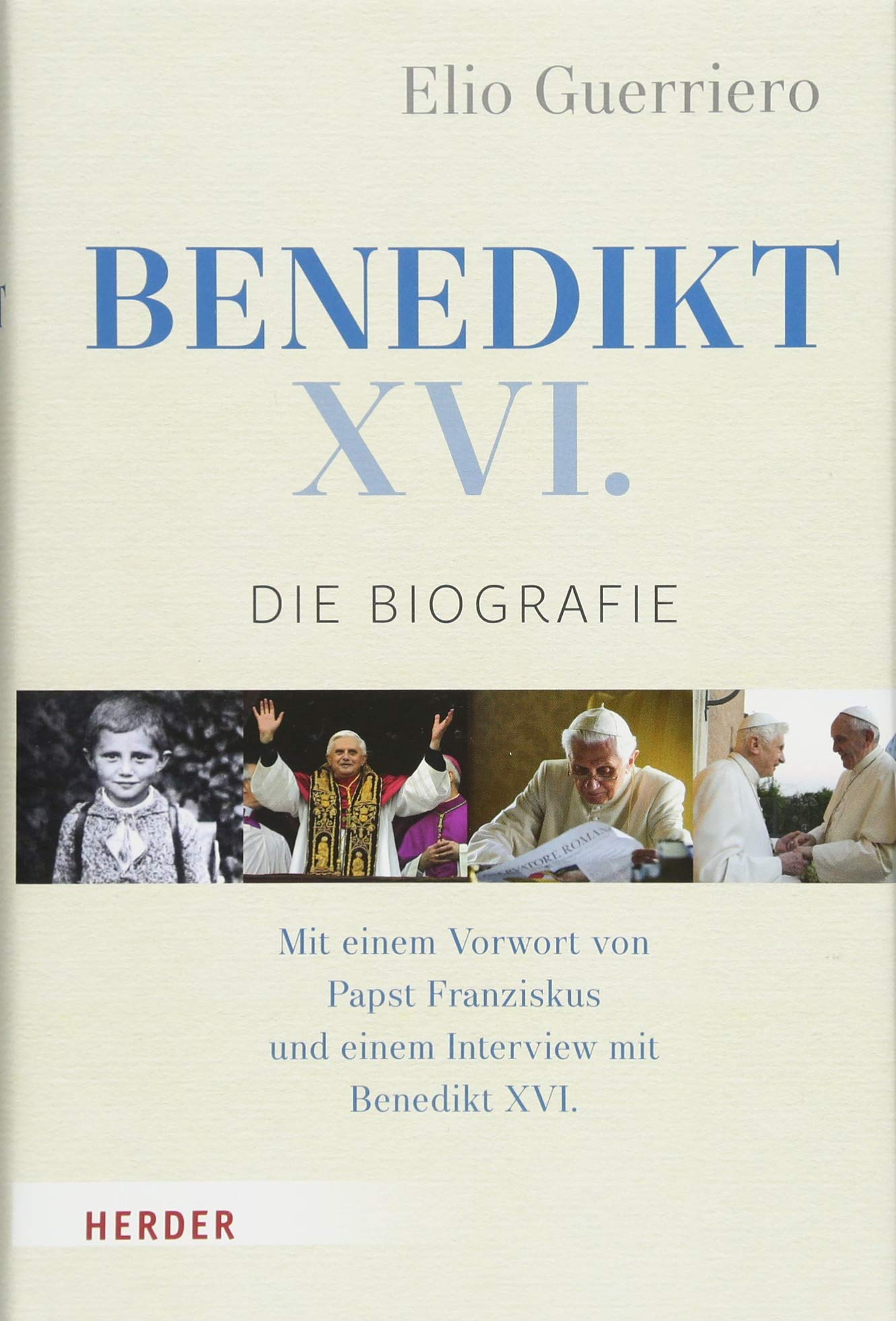 Benedikt XVI Die Biografie Amazon Elio Guerriero Franziskus