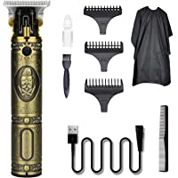 Szjhxin Pro Li Rechargeable T Trimmer Men's Hair Clippers Set