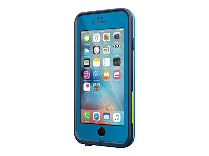 amazon com lifeproof frĒ series iphone 6 plus 6s plus waterproof