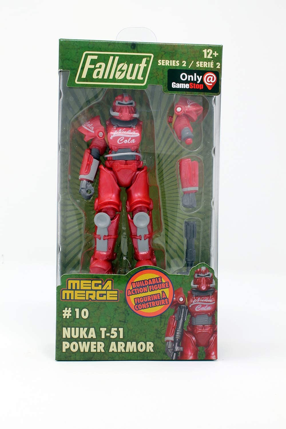 Fallout Mega Merge Series 2 - T-51 Nuka Cola Power Armor