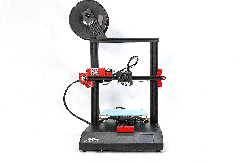 Impresora 3D Anet con marco de aluminio de alta precisión, estable ...