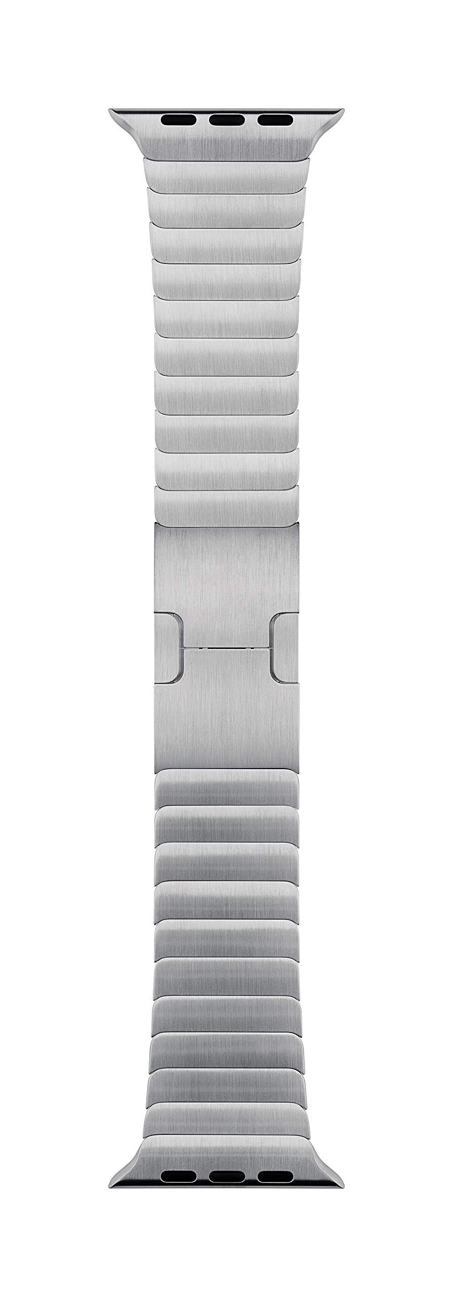 Apple Watch Series 3 Link Bracelet Band (42mm) - Silver
