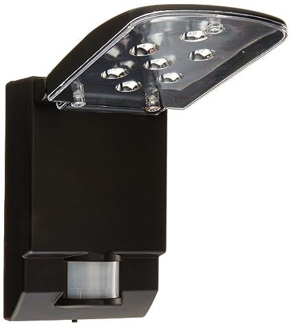 Marca Home 825293 Bright 7 LED Sensor de movimiento entrada luz