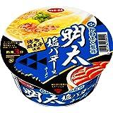 サンヨー食品 かねふく監修 明太塩バター味ラーメン 70g ×12箱