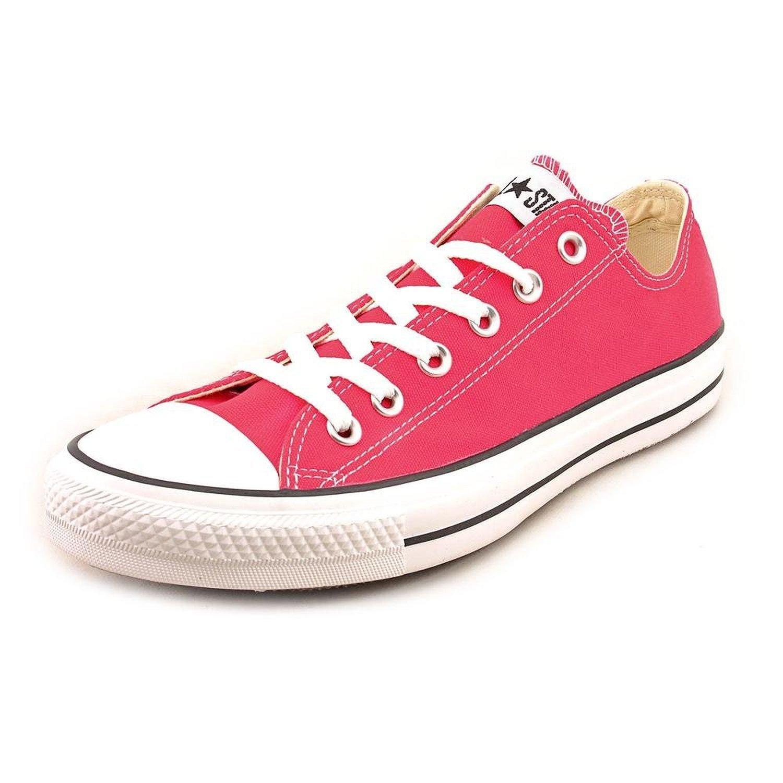 2d9ce449087b64 ... australia amazon converse chuck taylor all star raspberry pink red ox  132298f womens 6 mens 4