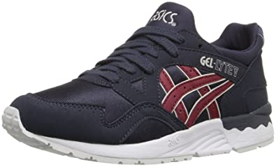 cheaper 2fc29 e6622 ASICS Kids' Gel-Lyte V GS Sneaker