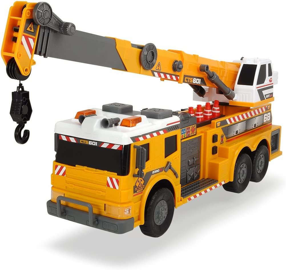 Top 9 Best Remote Control Cranes Toys (2020 Reviews & Buying Guide) 9
