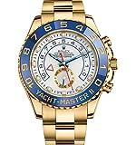 Rolex Yacht-Master Ii Yellow Gold Watch 116688 Box/Papers Unworn 2016