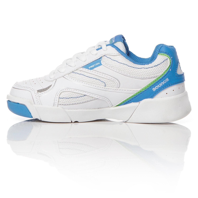 Zapatillas Tenis Blancas Niño Proton (28-35) (Talla: 35): Amazon.es: Deportes y aire libre