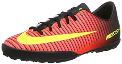 quality design 497d4 5ed0b Nike JR Mercurial Vapor XI TF Kids  Soccer Turf Shoe (1 Little Kid M