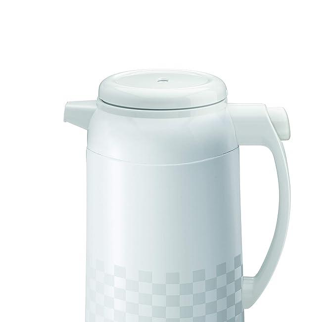 Amazon.com: Zojirushi Premium jarra térmica, Negro/Cromo ...
