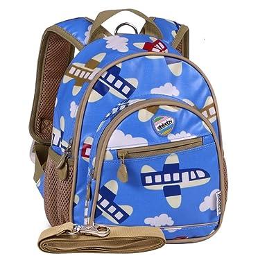 Amazon.com | Moonwind Waterproof Toddler Kids School Leash Bag ...