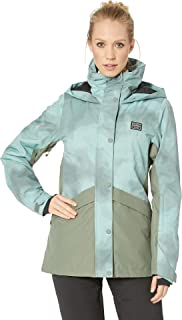 Amazon.com: Billabong Nora - Chaqueta de nieve: Clothing