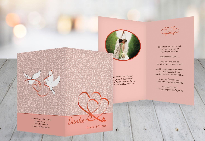 Kartenparadies Danksagung für Hochzeitsgeschenke Hochzeit Dankeskarte Turteltäubchen, hochwertige Danksagungskarte Hochzeitsglückwünsche Hochzeitsglückwünsche Hochzeitsglückwünsche inklusive Umschläge   20 Karten - (Format  105x148 mm) Farbe  DunkelgrauBraun B01N13BWW7 | Mü f7e5a8