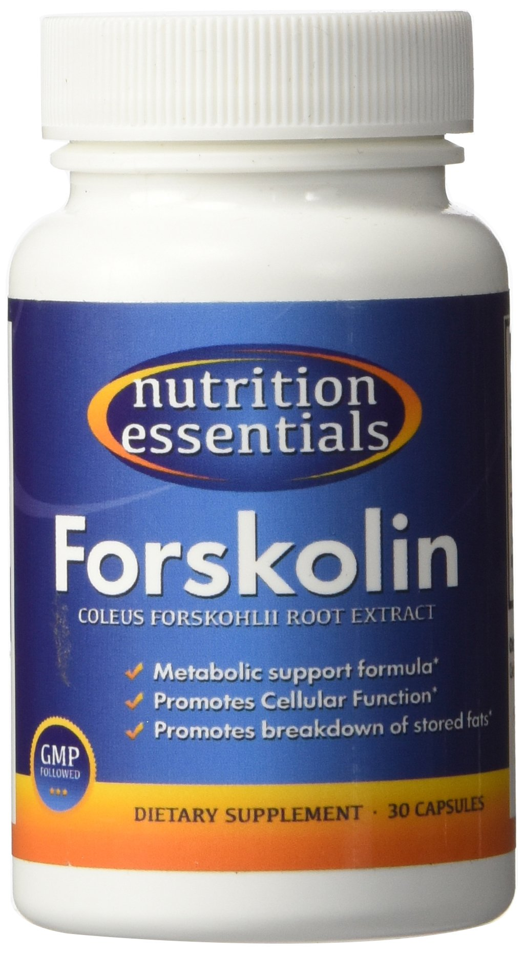 Forskolin125mg 12.5 mg Active - Organic Weight Management, Lean Body Mass,