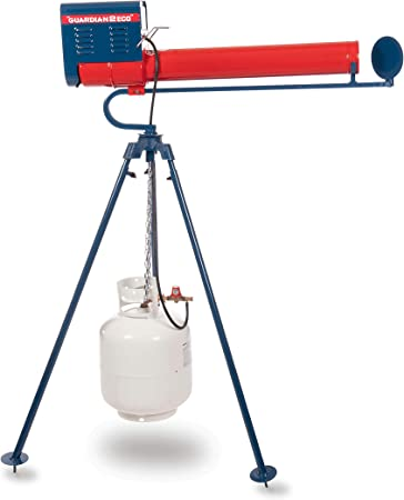 Inc Guardian G2 Bird /& Wildlife Propane Gas Scare Cannon Perfect for Industrial /& Agricultural Applications Good Life
