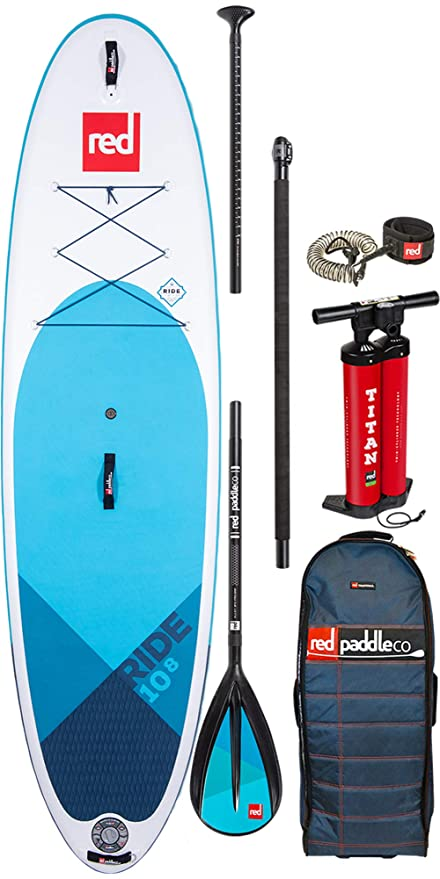 Red Paddle Co - Sup Stand Up Paddle Boarding - Ride MSL 10 ...