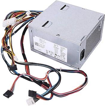 Dell Precision T3500 525 Watt Computer Power Supply Unit 0G05V M821J U597G 6W6M1