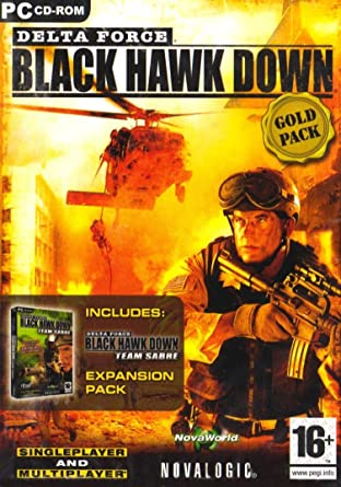 Delta Force: Black Hawk Down and Team Sabre - Gold Pack (PC