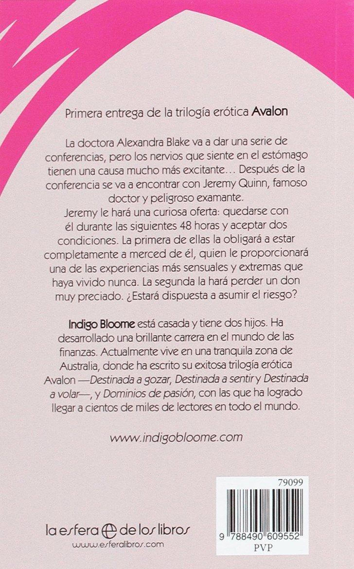 Destinada A Gozar Doce Rosas Spanish Edition Bloome Indigo Pruneda Gonzálvez Paz 9788490609552 Books