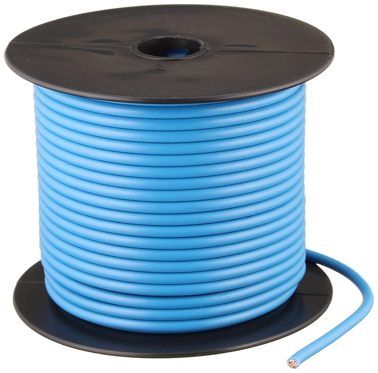 Southwire 55671823 Primary Wire, 10-Gauge Bulk Spool, 100-Feet ...