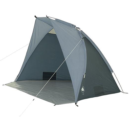 6 opinioni per 10T, Tenda da spiaggia per 2 persone Kim UV-40 , Blu (Bleu Clair/Bleu), 4