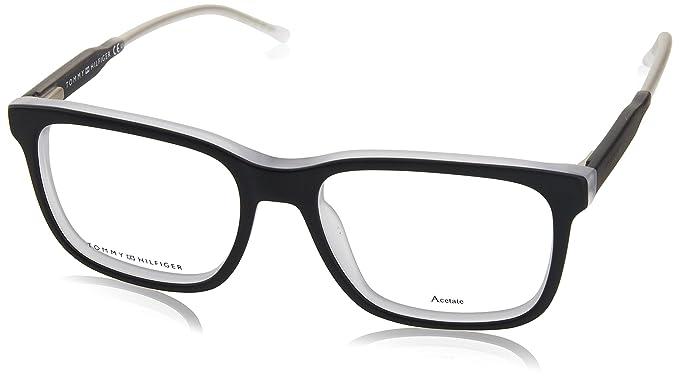 Tommy Hilfiger TH 1392 QRC 54 Gafas de Sol, Negro (Black ...