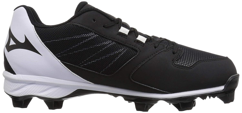 Mizuno Womens 9-Spike Advanced Dominant TPU Molded Baseball Cleat Baseball Shoe