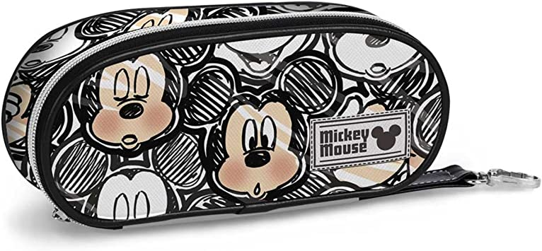 Mickey Mouse Estuche Portatodo, Multicolor (Karactermania KM-37546): Amazon.es: Equipaje