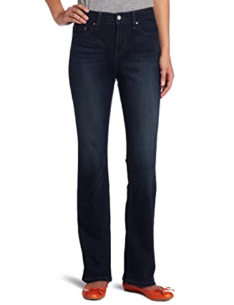 9e4f5d155dc Levi's Women's 512 Petite Perfectly Slimming Boot Cut Jean, Sunset Glow, ...