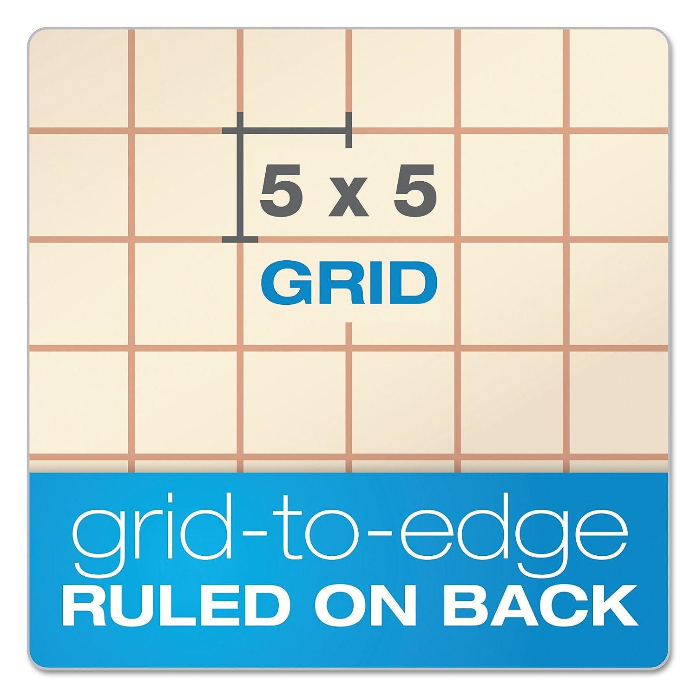 Amazon.com : Gold Fibre Retro Pad, Wide Rule, 8-1/2 x 11-3/4 ...