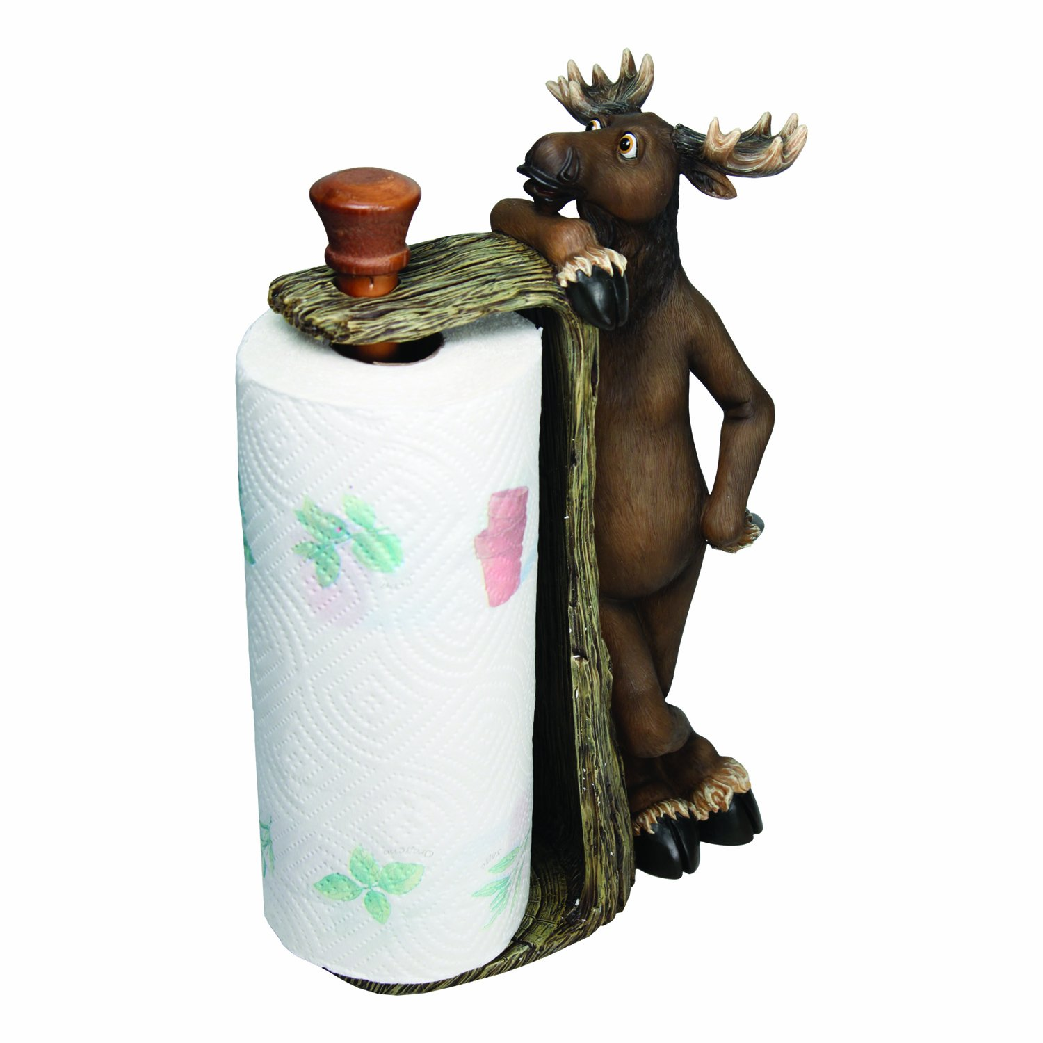 Amazon Rivers Edge Products Moose Paper Towel Holder