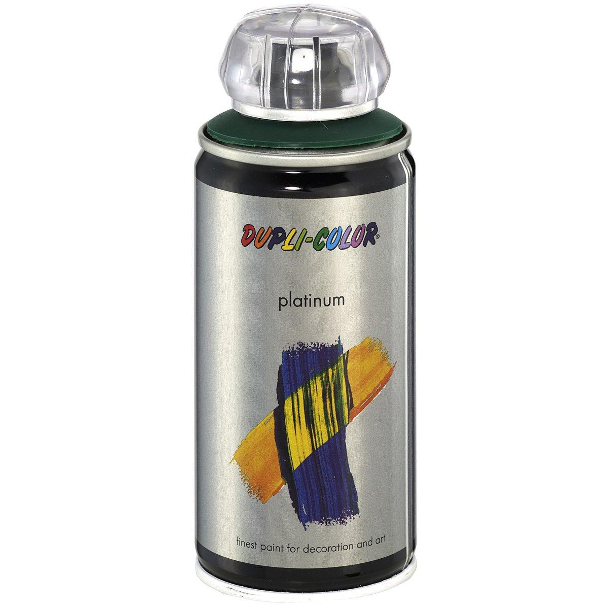 Duplicolor 203435 Platinum Spray, Color Negro Mate, 150 ml Motip-Dupli GmbH B007TWNYEQ