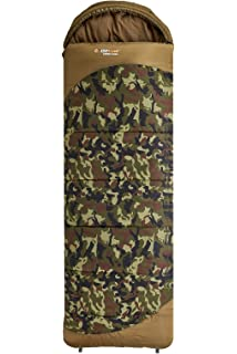 Saco de dormir Camuflaje Lawson Tactix SBA-LTH-C 80x230cm 1.6kg Temperatura límite