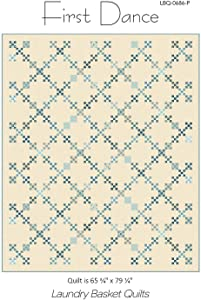 Laundry Basket Quilts First Dance Pattern