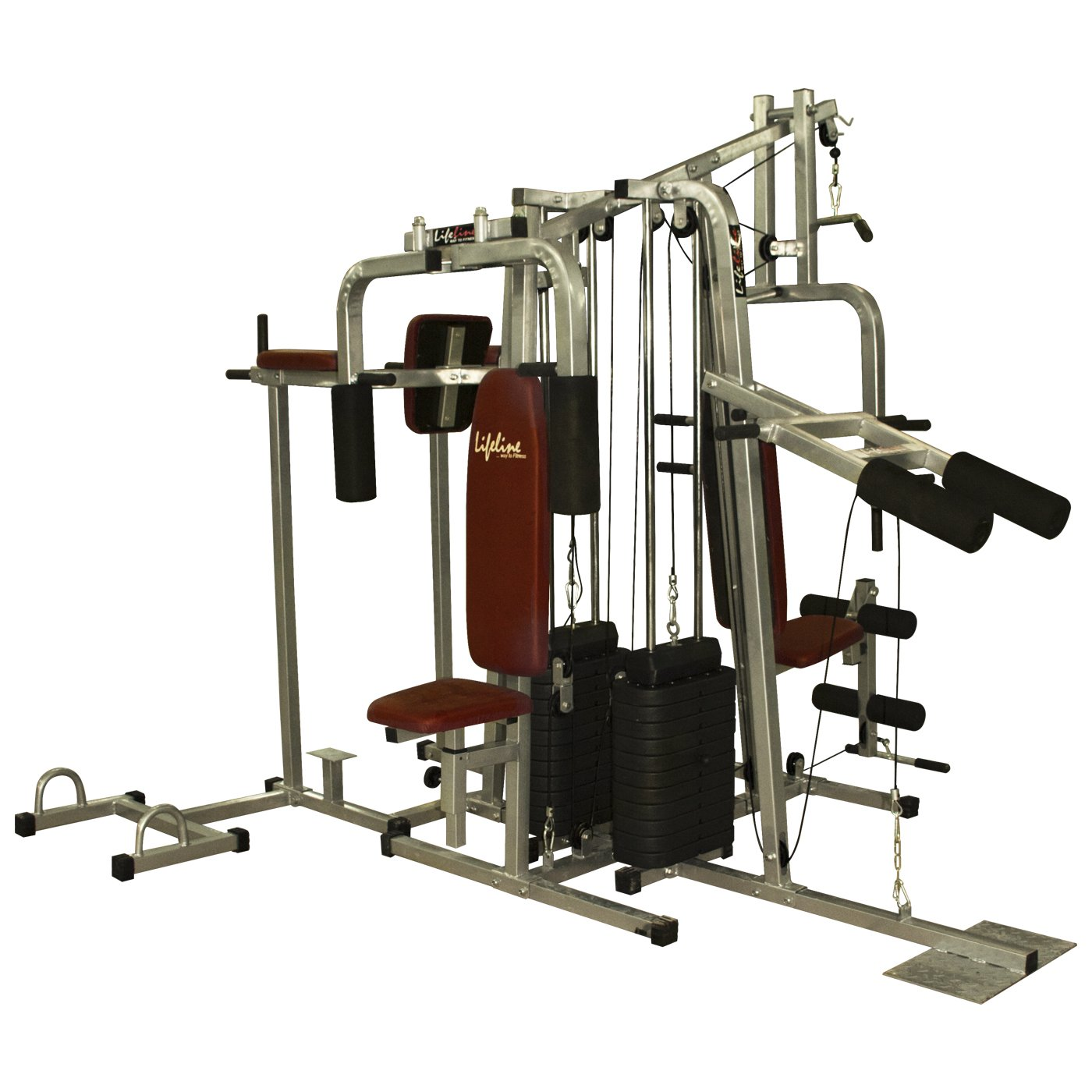 Lifeline workout equipment eoua
