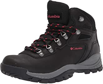 Iarus Women/'s Hiking Boots Waterproof Suede Leather Hiking Shoes for Women Keep Warm Comfortable Hiking Boot