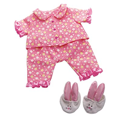 "Manhattan Toy Baby Stella Goodnight Pajama Baby Doll Clothes for 15"" Dolls: Toys & Games"