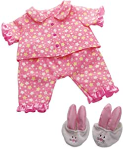 "Manhattan Toy Baby Stella Goodnight Pajama Baby Doll Clothes for 15"" Dolls"